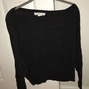 Dark grey xs BCBG Generation sweater